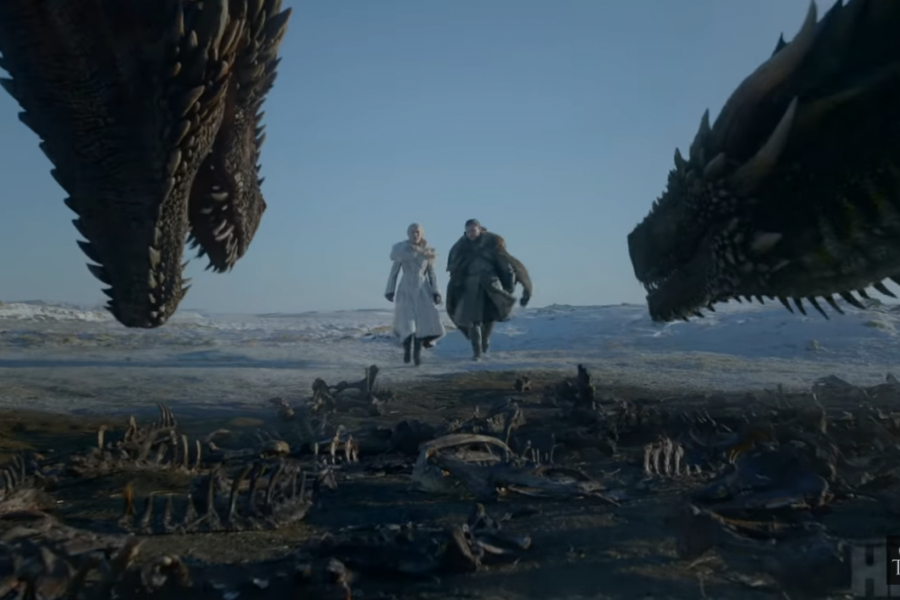 The Wait Is Over! HBO Finally Drops 'Game Of Thrones' Final ...