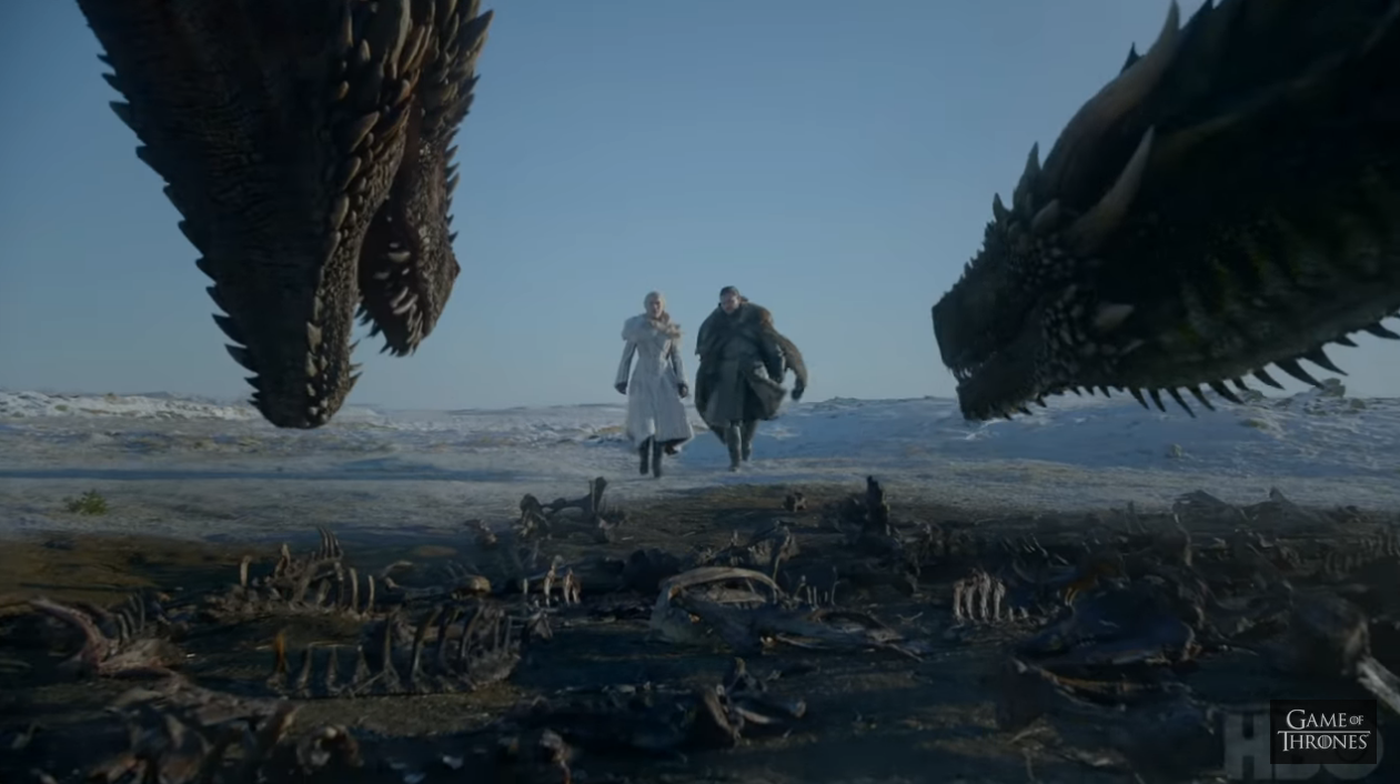 The Wait Is Over! HBO Finally Drops 'Game Of Thrones' Final Season Trailer