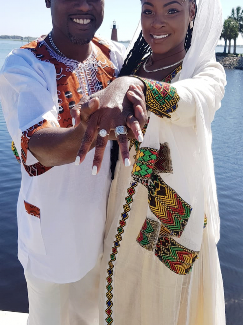 Remember Viral Sensation 'African Bae?' He's Married Now (and ESSENCE Helped!)