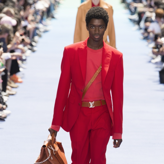 Men's Fashion Report: Go Bold For Spring With Colorful Streetwear!