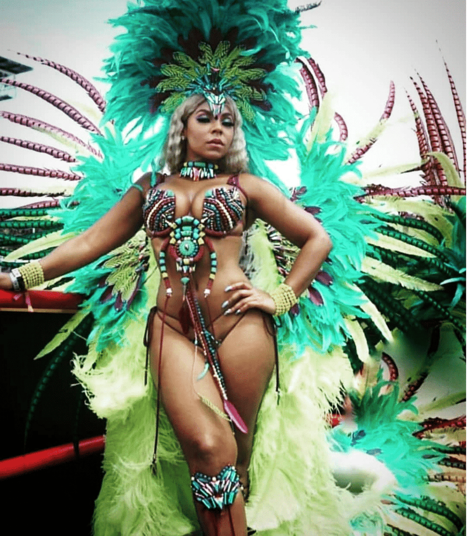 Ashanti Lived Her Best Life At Trinidad Carnival And We're Absolutely Jealous
