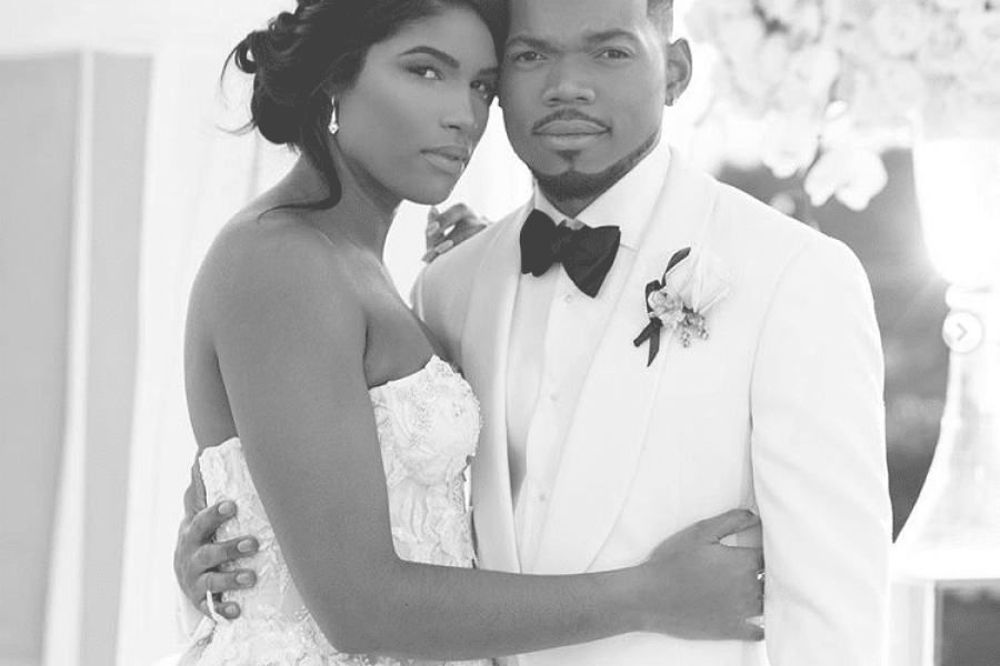 Meet The Bennetts! Chance The Rapper Marries Kirsten Corley In A ...