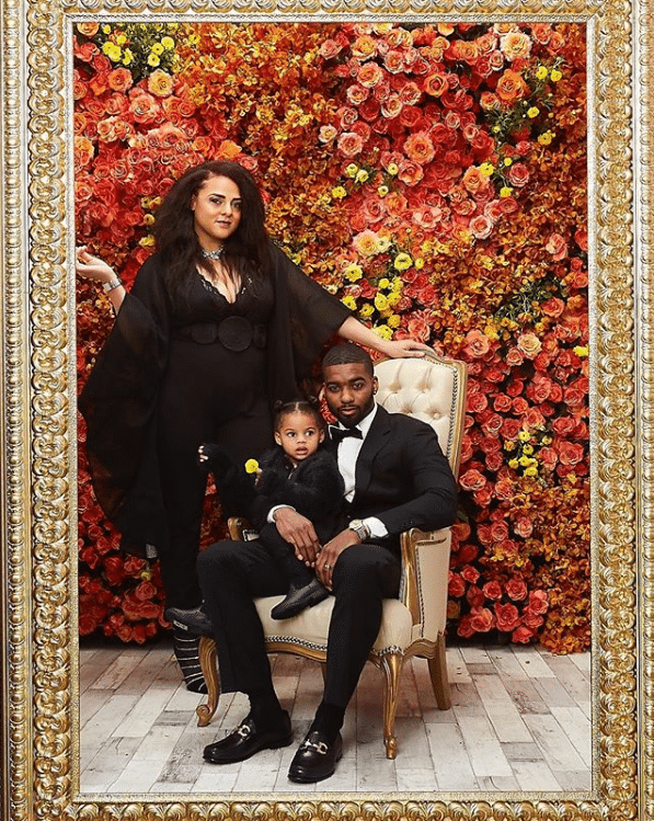 Marsha Ambrosius Gives Us 'Butterflies' With Her Adorable Family Photo