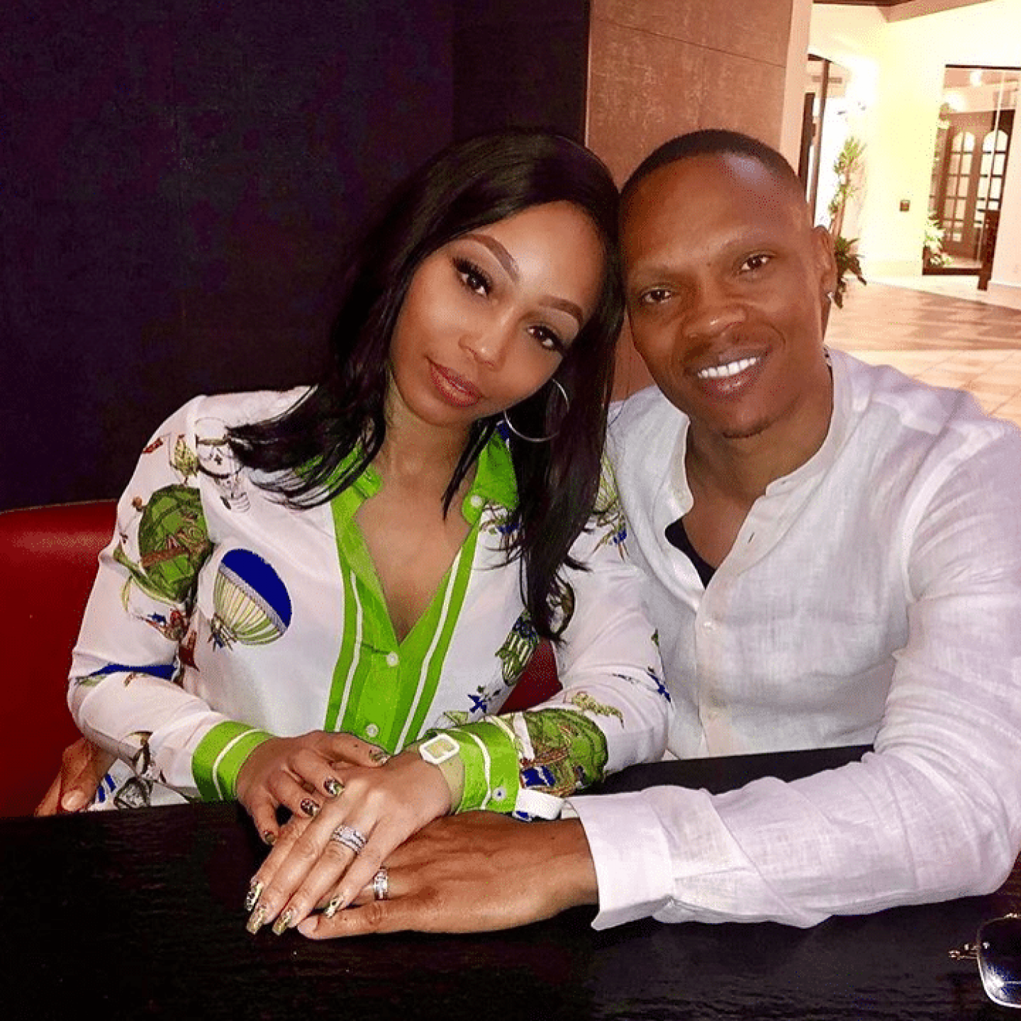 Ronnie and Shamari DeVoe Celebrate Life And Love On Their 13th Wedding Anniversary
