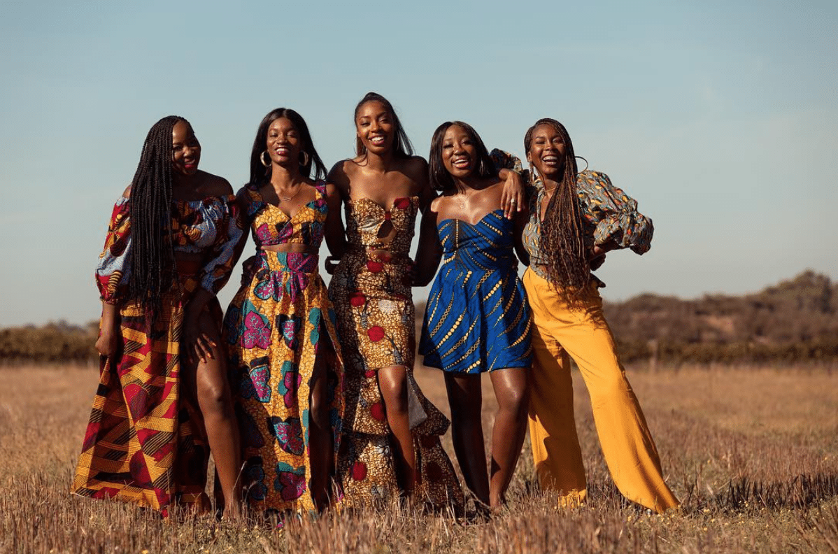 Black Travel Moment Of The Day: This Travel Squad Slayed Their Cape Town Photo Shoot