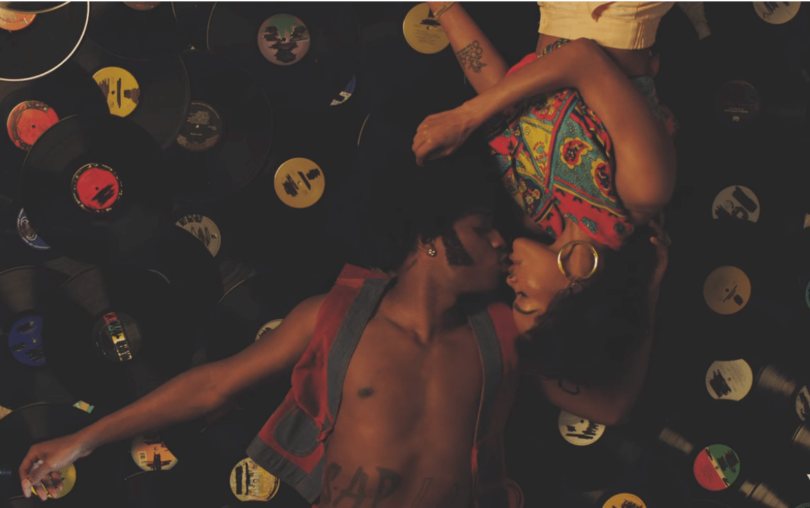"""Teyana Taylor Directs Beautiful 70s-Set Video For """"Issues/Hold On"""""""
