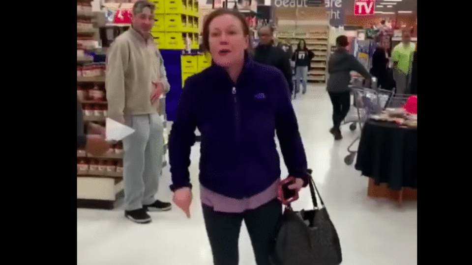 Connecticut School Employee Resigns After Being Caught On Video Using The N-Word, Spitting At Black Man