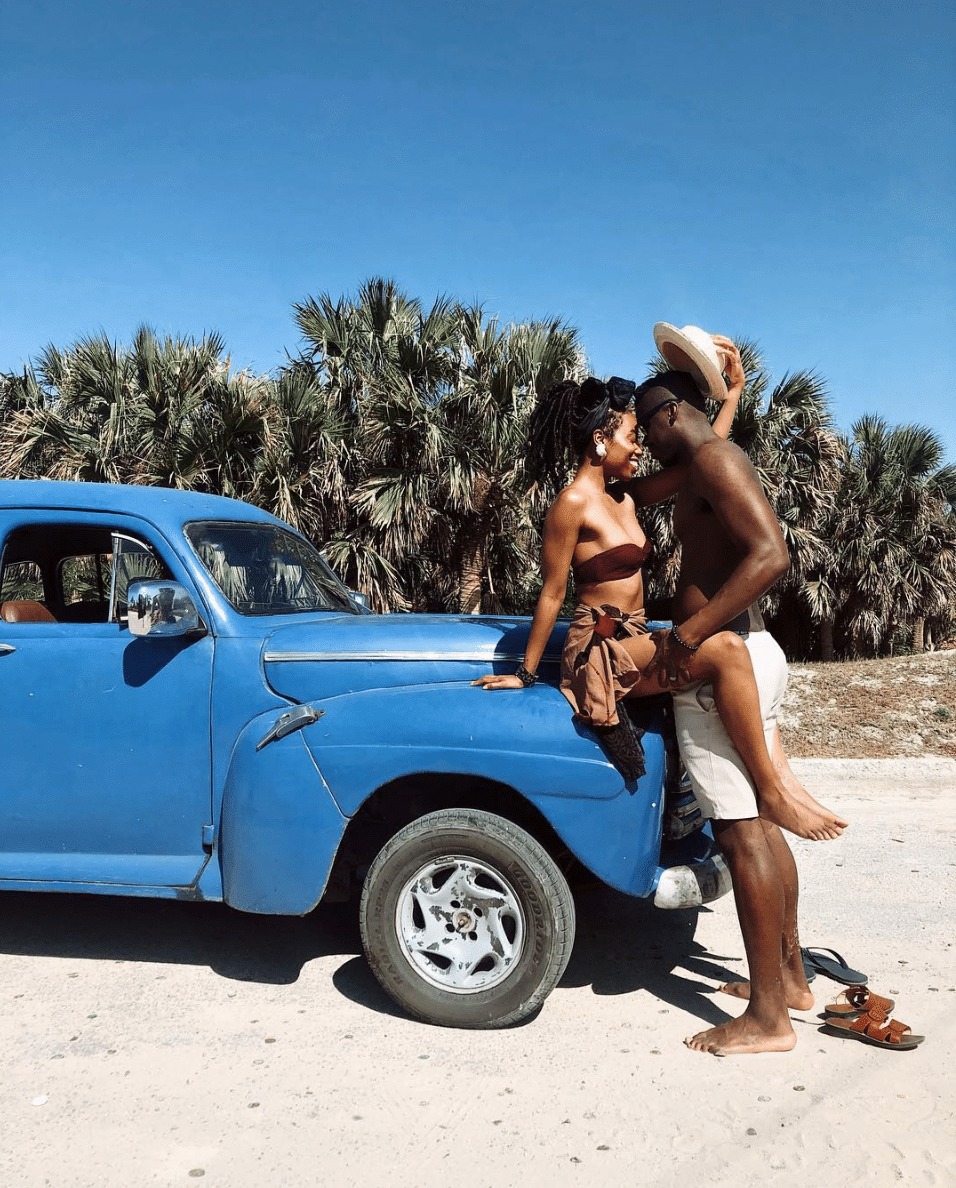 Black Travel Moment of the Day: This Couple's Sexy Cuban Love is Making Us Hot