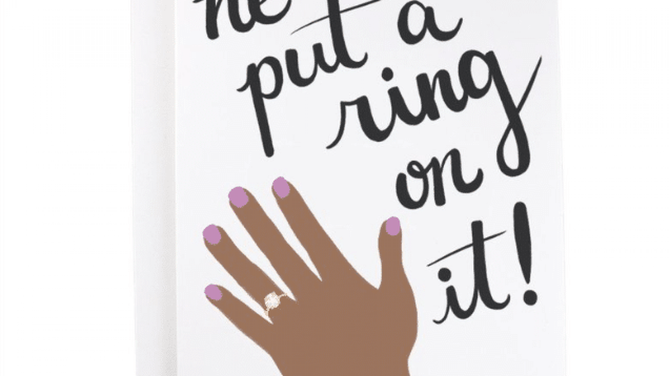 Black Bride Guide: 7 Black Love–Inspired Bridal and Anniversary Cards