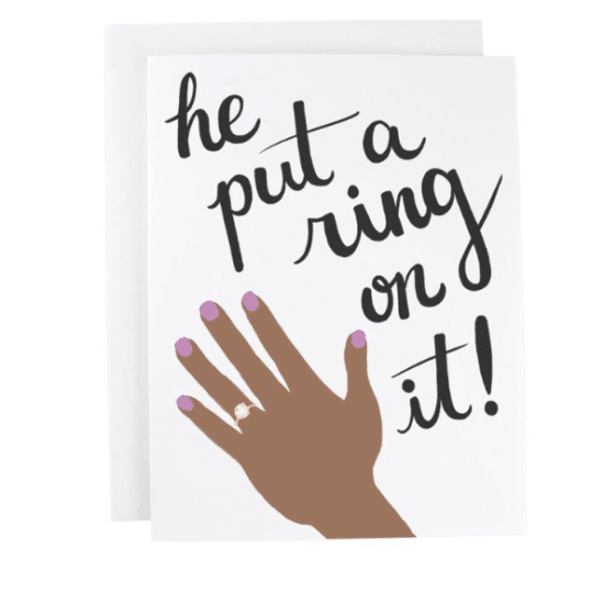 Black Bride Guide: 7 Bridal And Anniversary Cards That Capture The Beauty Of Black Love
