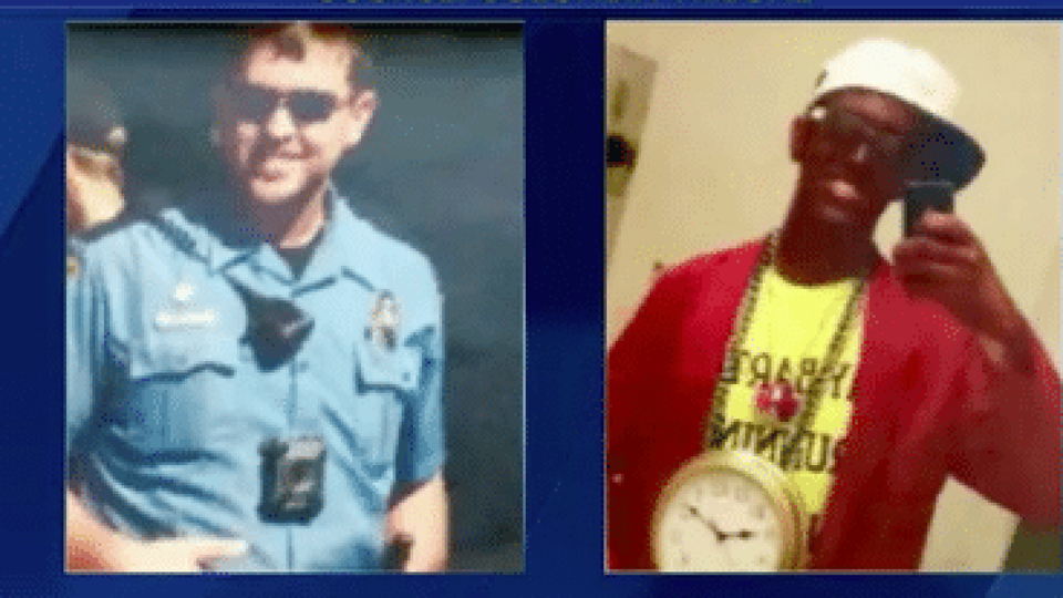 University of Missouri Police Officer Fired After Photo Surfaces Of Him Wearing Blackface