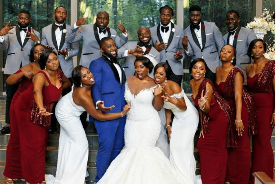 Black Wedding Moment Of The Day: This Groom's Heartfelt Vows Have Us Shedding Real Tears