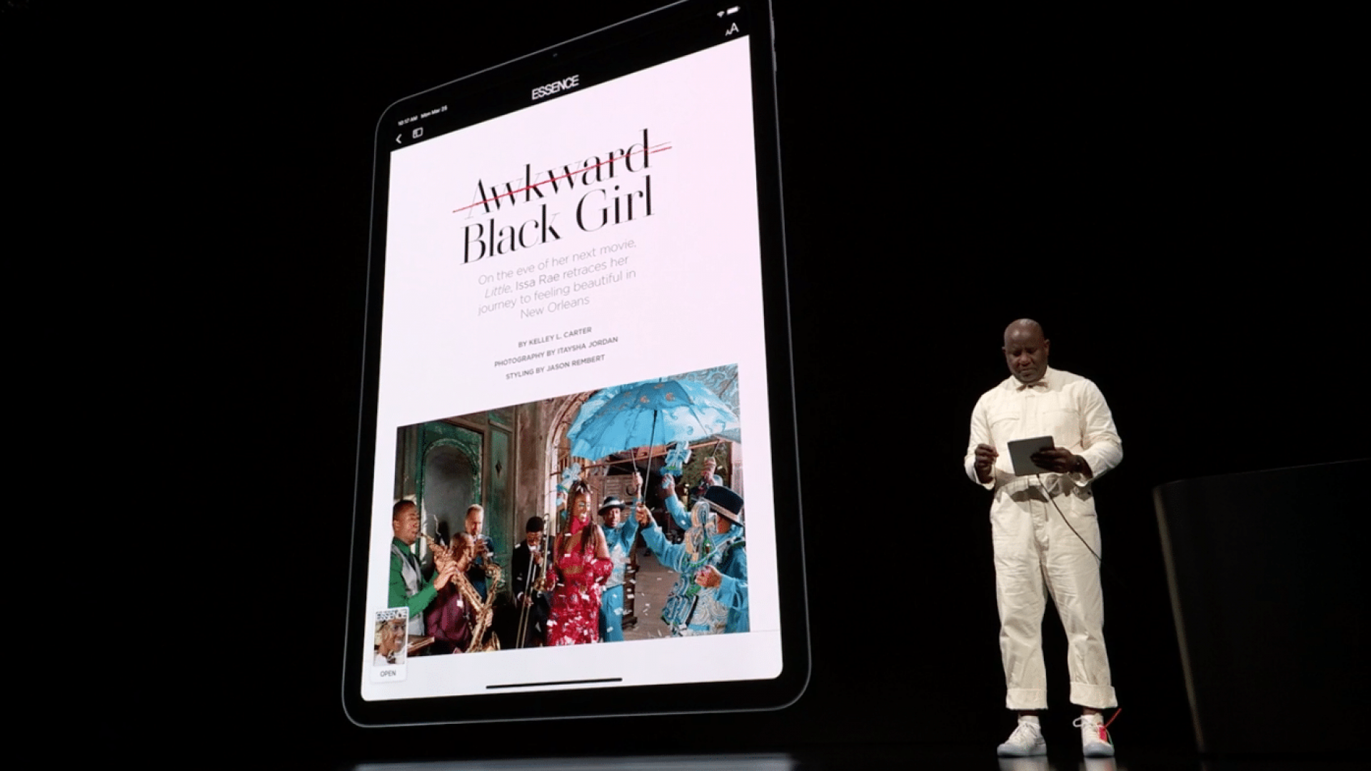 Apple Relaunches News Service With Exclusive ESSENCE Content