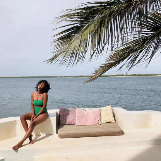Black Travel Moment of the Day: This Woman's Escape To Kenya's Lamu Island Is A Vibe