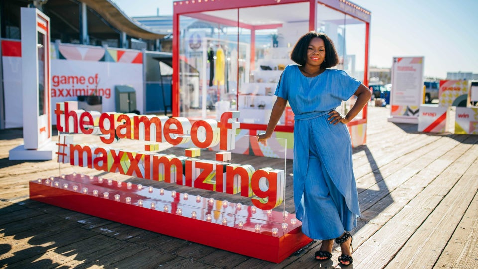 CurlBOX Founder Myleik Teele Teams Up With T.J. Maxx to Deliver Affordable Self-Care Moments