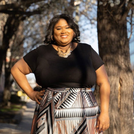 She, The People: Courtney Smith Gives Detroit's Homeless Youth A Chance To Rise Through Her Shelter