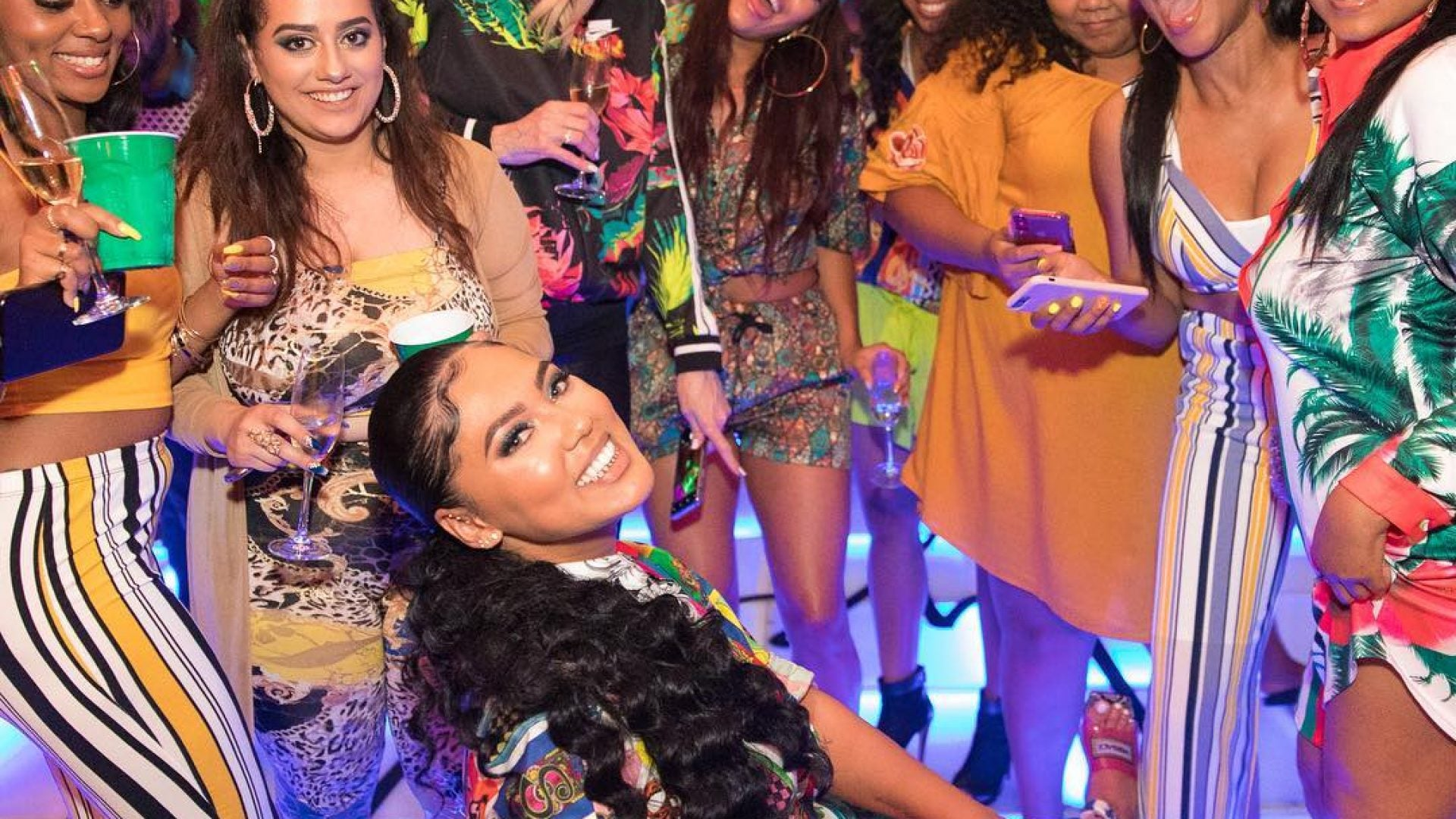 Dirty 30! Ayesha Curry's 30th Birthday Was An Epic Celebration
