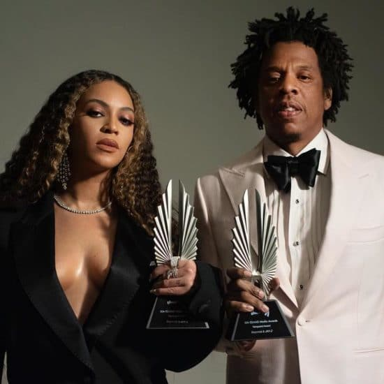 Beyoncé Honors Her Late Uncle Who Battled HIV At GLAAD Media Awards