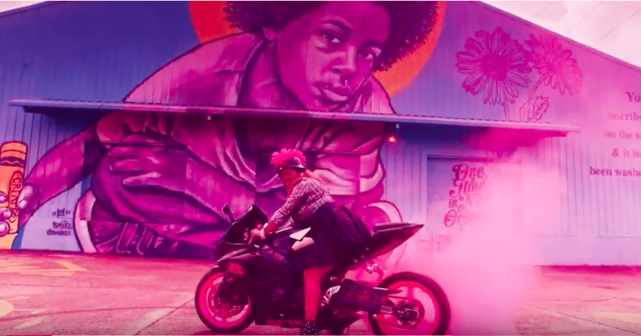Watch New Orleans's All-Black, All-Female Biker Club Take These Travel Influencers On The Ultimate Tour Of The City