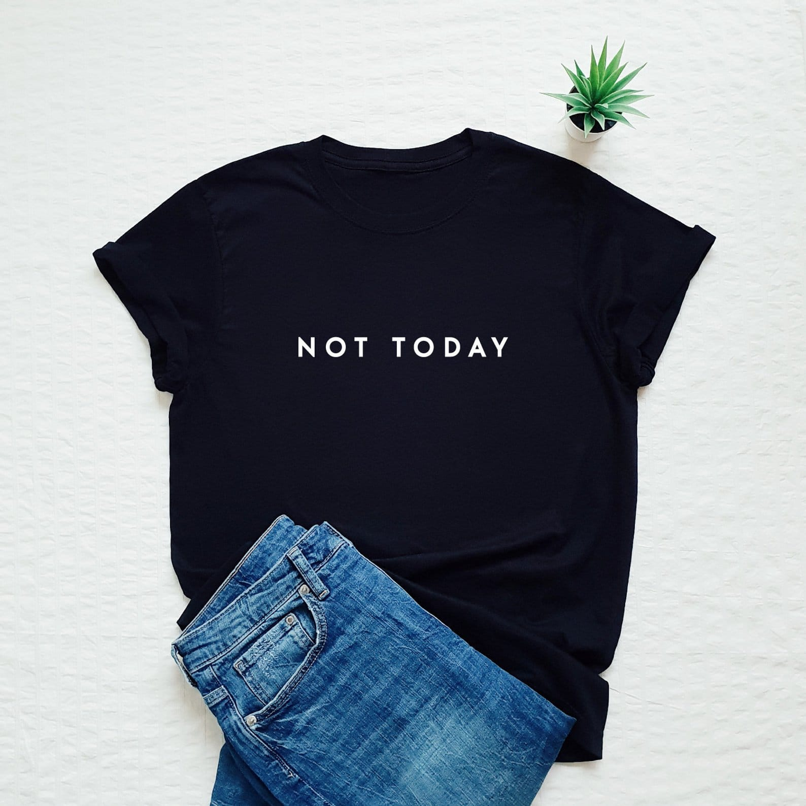 8 T-Shirts To Wear When You Just Don't Want to Be Bothered