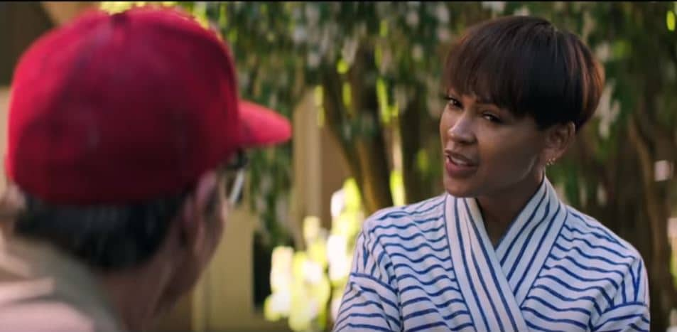 Watch Meagan Good And Michael Ealy Face Off Against A Creepy Homeowner In 'The Intruder'