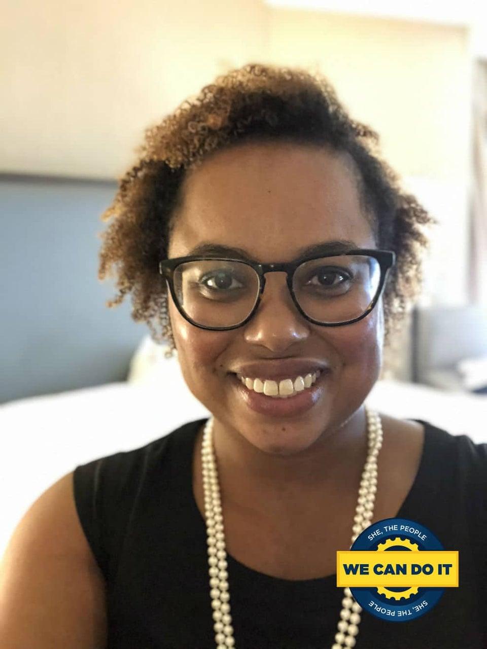 In Her We Trust: How Kat Calvin Is Working To Ensure Minorities Have Proper Voter Identification