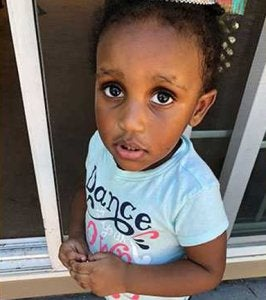 Two-Year-Old Noelani Robinson's Body Found In Minnesota