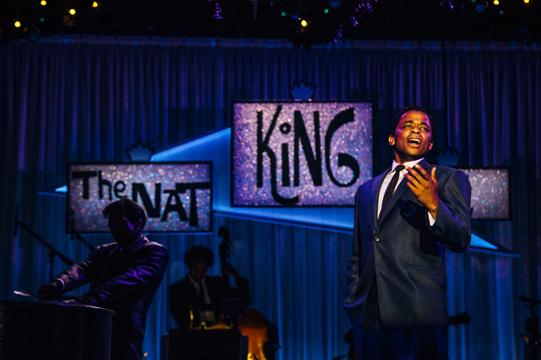 Dulé Hill Brings An Icon To Life In 'Lights Out: Nat King Cole'