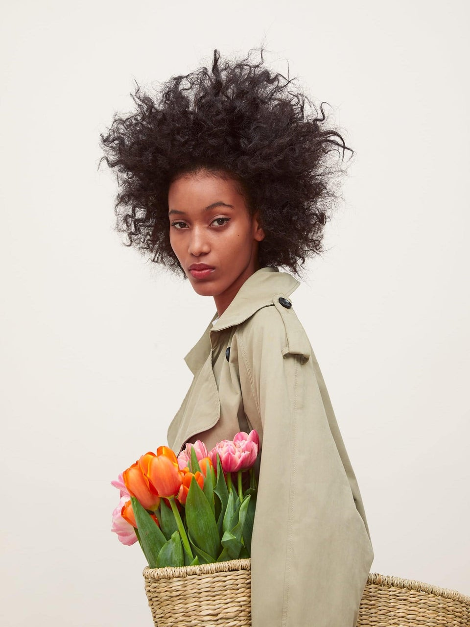 Spring Forward, Sis! Shop These 10 Trench Coats And Handbag Sets Under $50