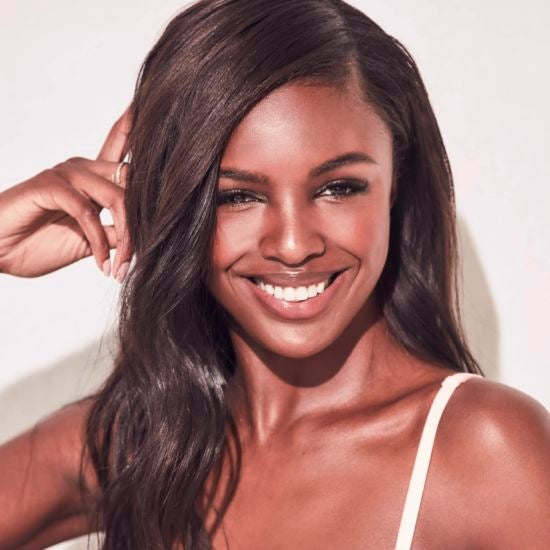 British Model Leomie Anderson Is #Goals As Victoria's Secret's New 'Angel'