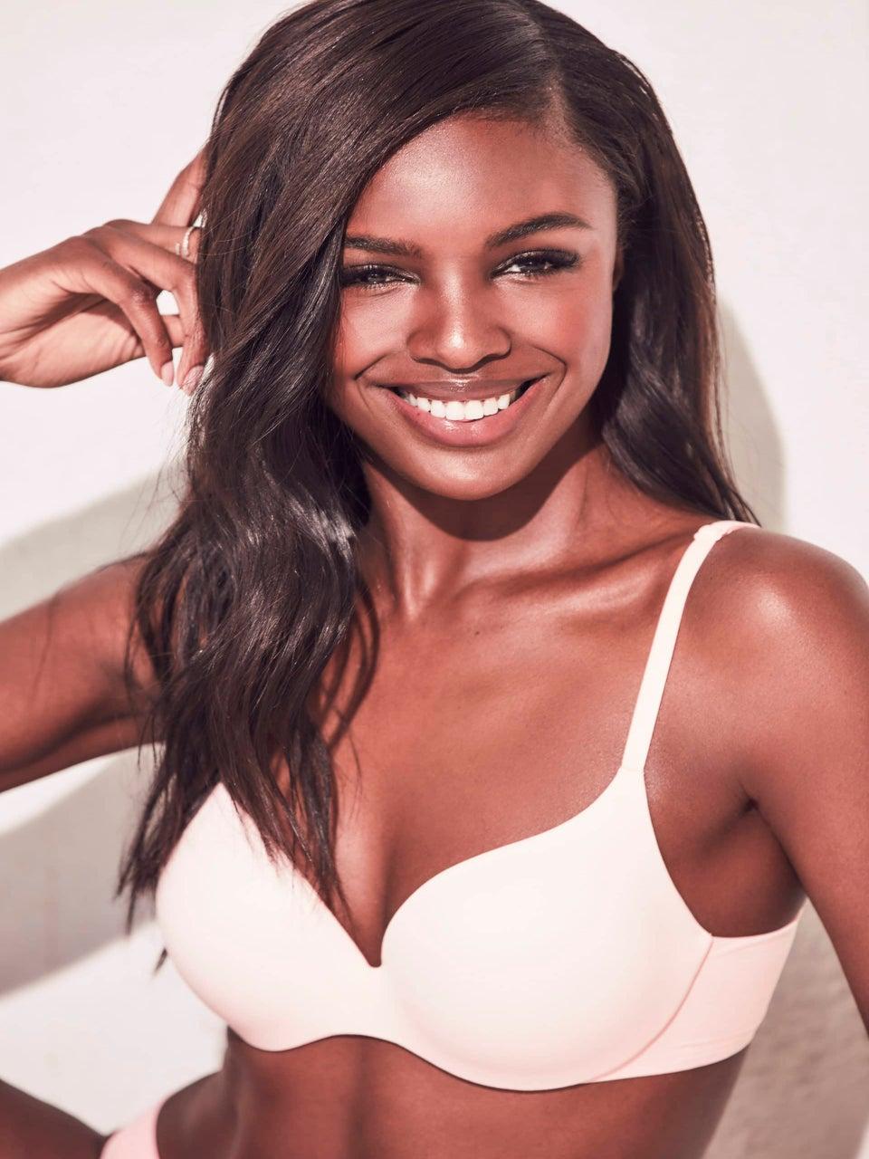 British Model Leomie Anderson Is #Goals As Victoria's Secret's New 'Angel'