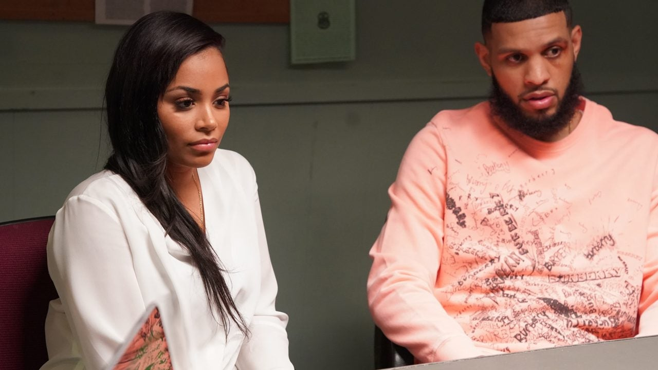 Lauren London Plays A Basketball Wife In BET's 'Games People Play'