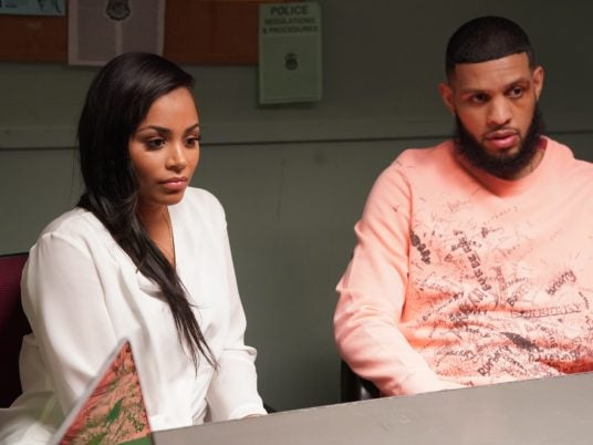 Lauren London Plays A Different Kind Of Basketball Wife In BET's 'Games People Play'