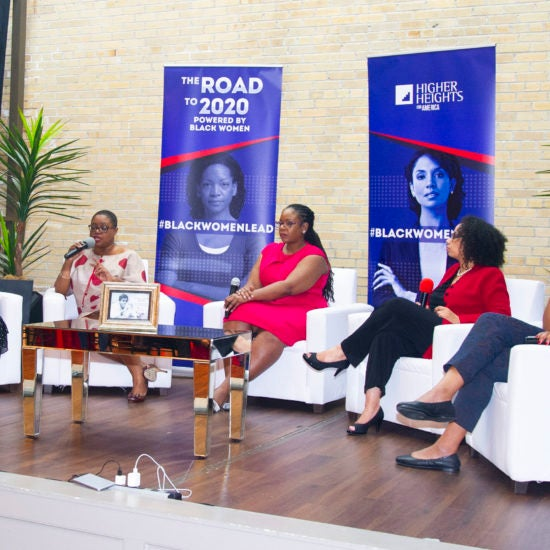 Higher Heights and Essence Hosts Post 'She The People Presidential Forum' Event, 'The Road To 2020 Powered By Black Women '