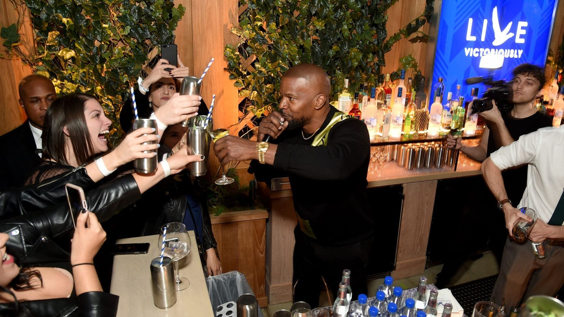 Jamie Foxx Explains Why He S Embarking On New Stand Up Comedy Tour