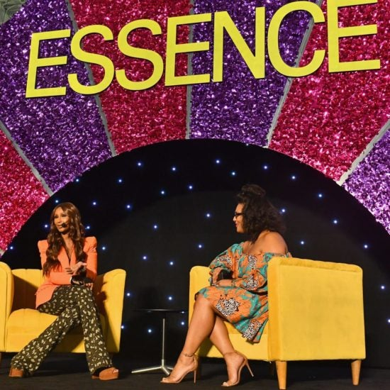 Beauty Icon Iman Tells ESSENCE Beauty Carnival: 'You Don't Have To Compromise For A Seat At The Table'