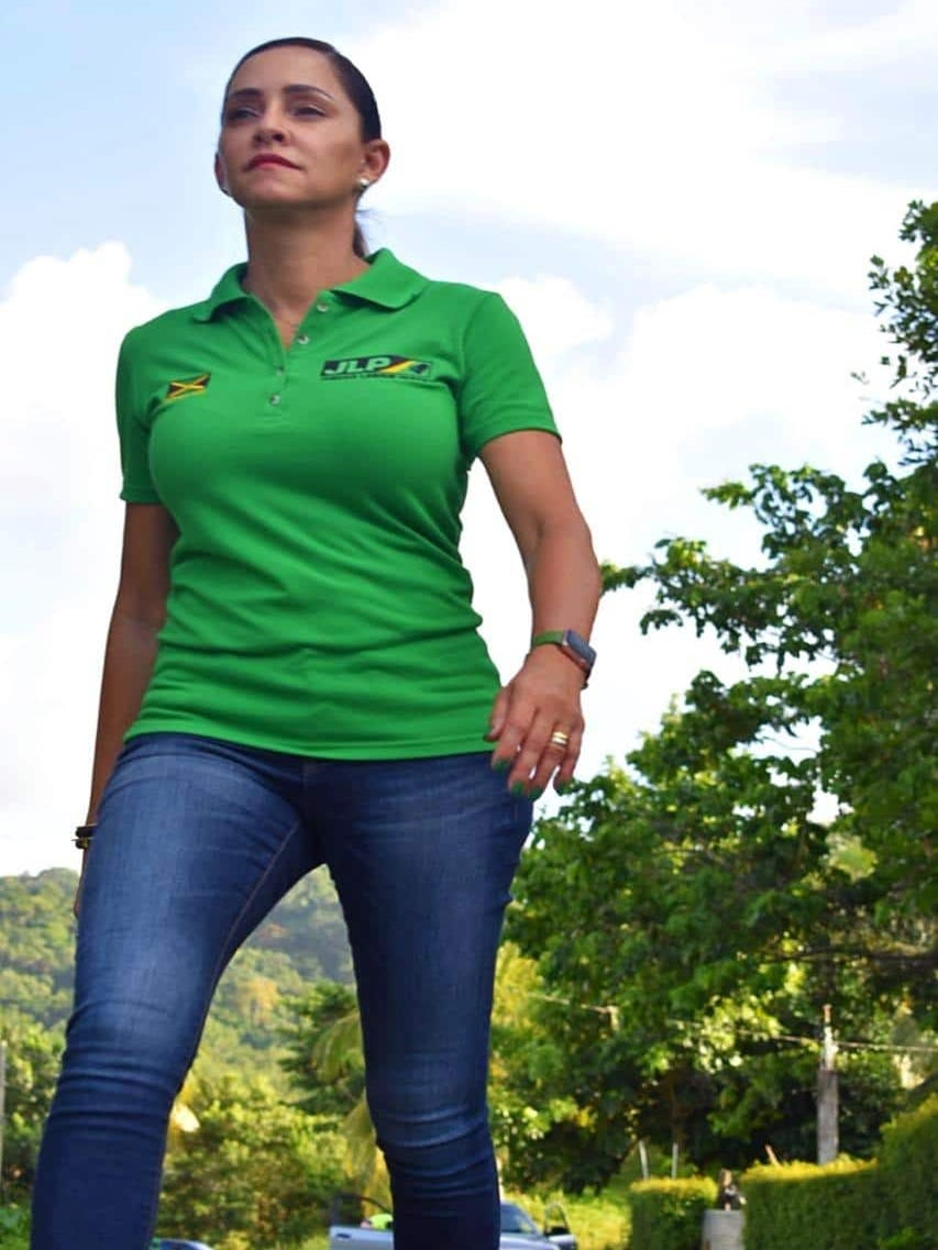 Ann-Marie Vaz  is Poised To Make History in East Portland, Jamaica