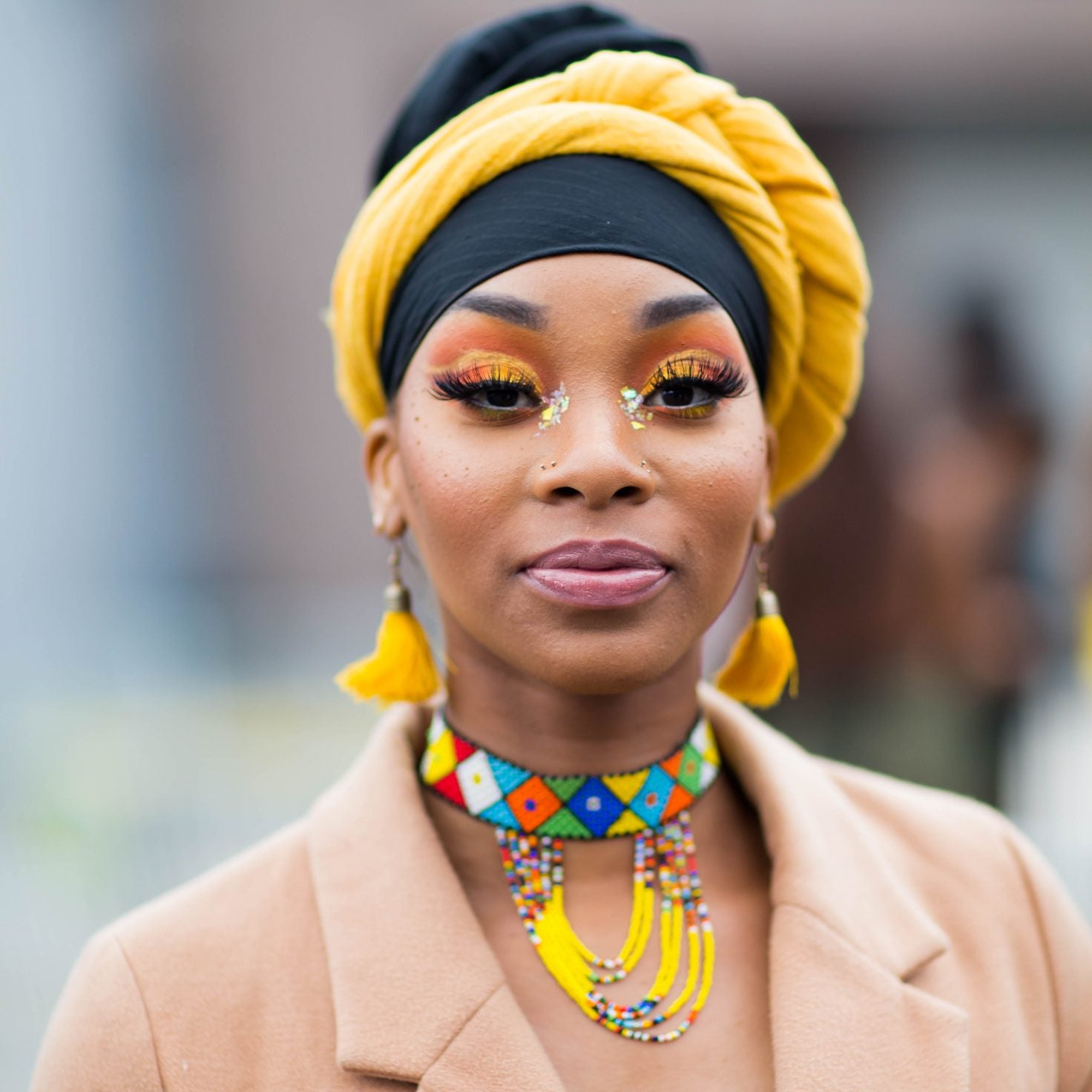 Carnival Style: The Faces That Had Us Awed At ESSENCE Beauty Carnival