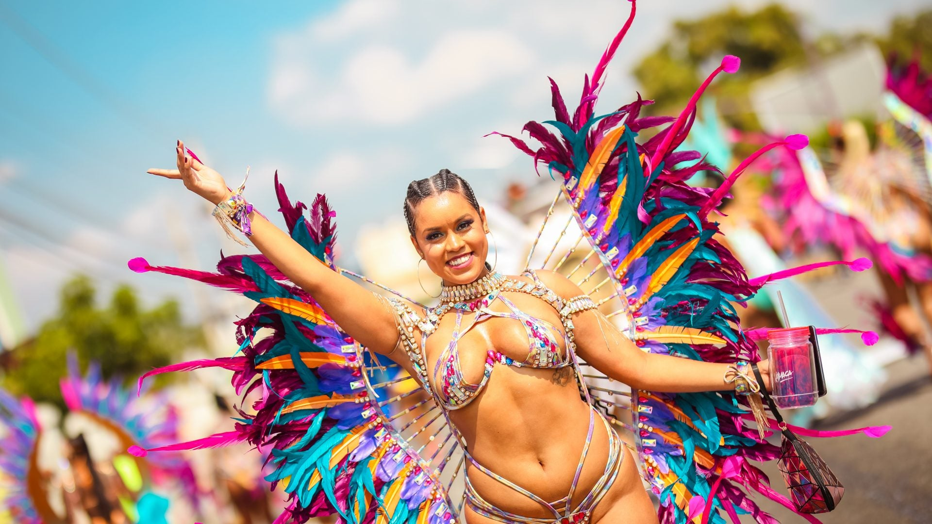 Ready  For Di Road! 36 Photos That Prove Jamaica Carnival Was Pure Vibes