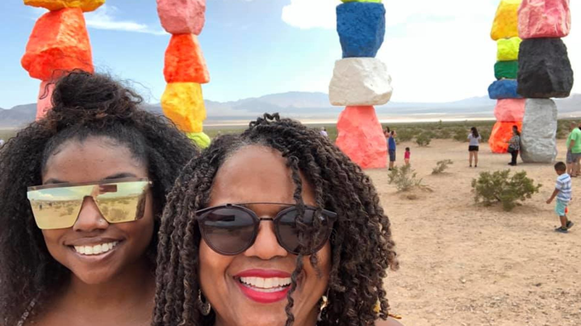 48 Times Black Women Thanked Mom For Teaching Them to Love Travel