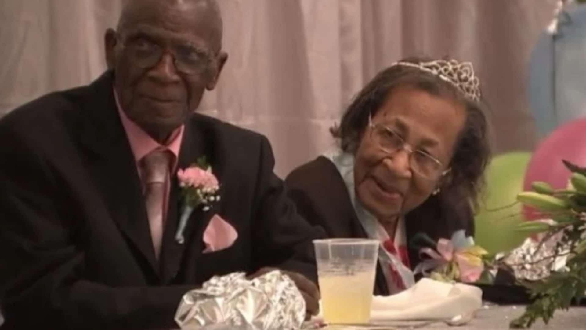 Centenarian Couple Celebrating 82nd Wedding Anniversary Share Their Secret