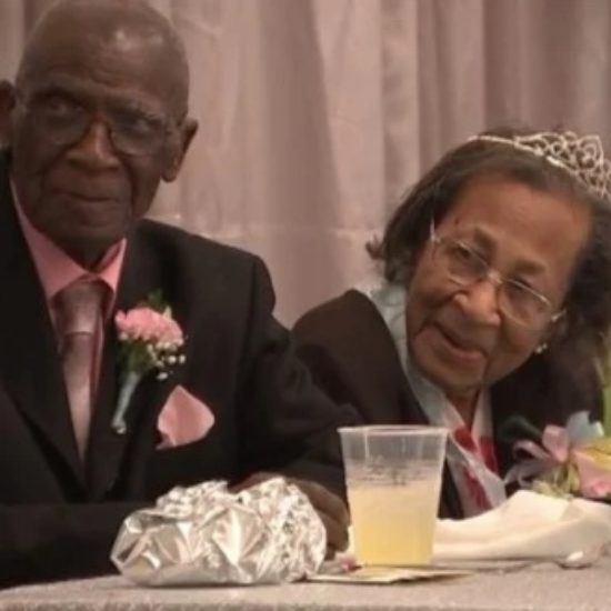 Centenarian Couple Celebrating 82nd Wedding Anniversary Share Their Secret