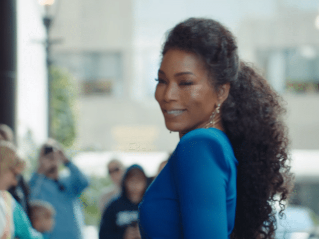 Angela Bassett Shares A Powerful Message of Hard Work and Legacy