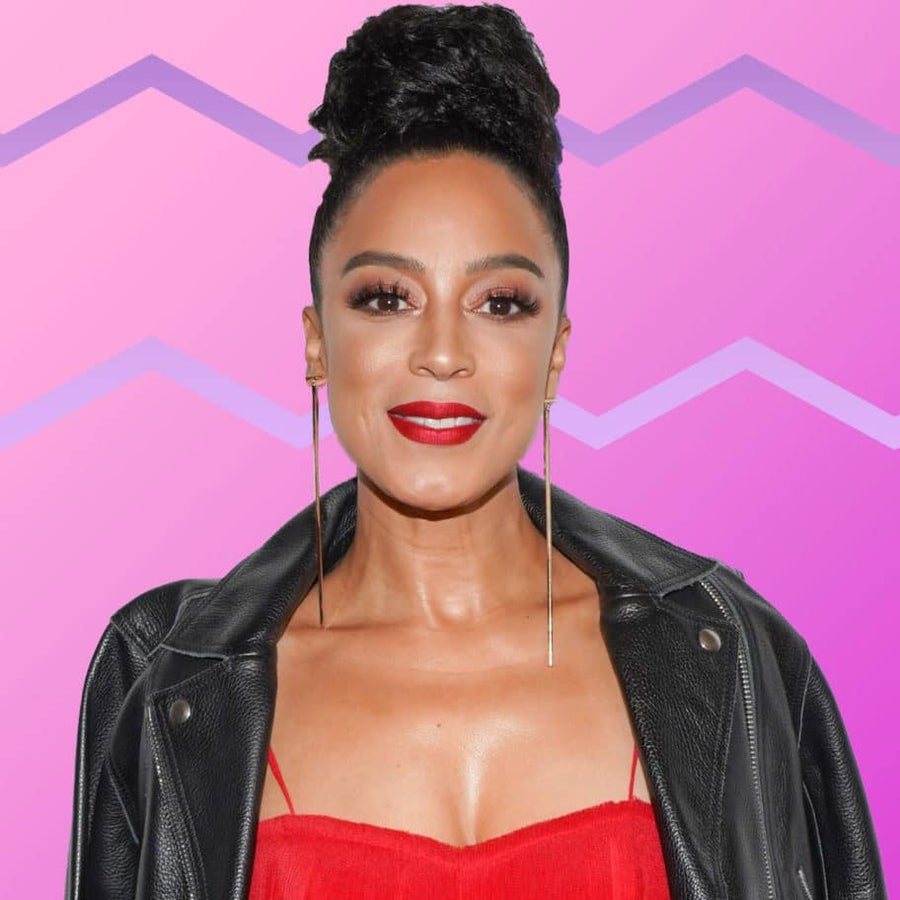 Get the Look: Angela Rye's NAACP Awards Makeup Look is Date Night Ready