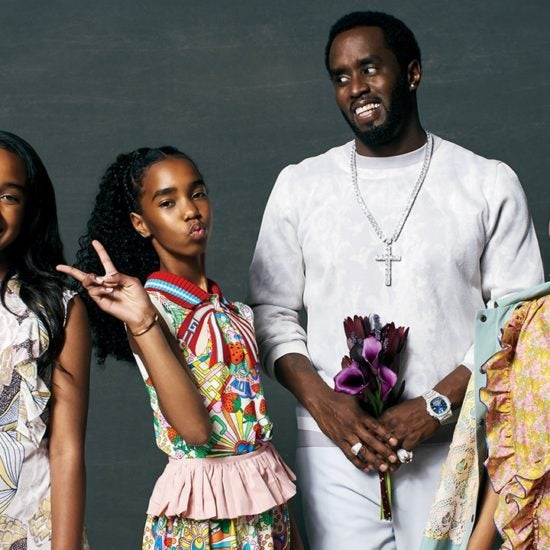 Diddy: My Daughters 'Taught Me How To Treat Other Women'