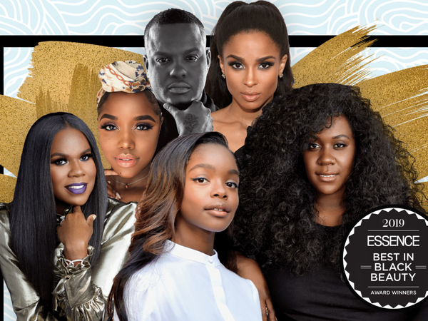 ESSENCE Best In Black Beauty Awards 2019: Our Glam Star Honorees
