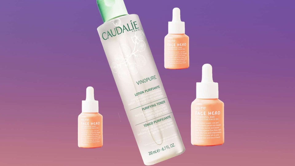 Keep Your Skin Care Routine Squeaky-Clean With These Au Naturel Products