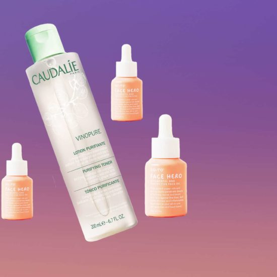 Keep Your Skincare Routine Squeaky Clean With These Au-Naturel Products