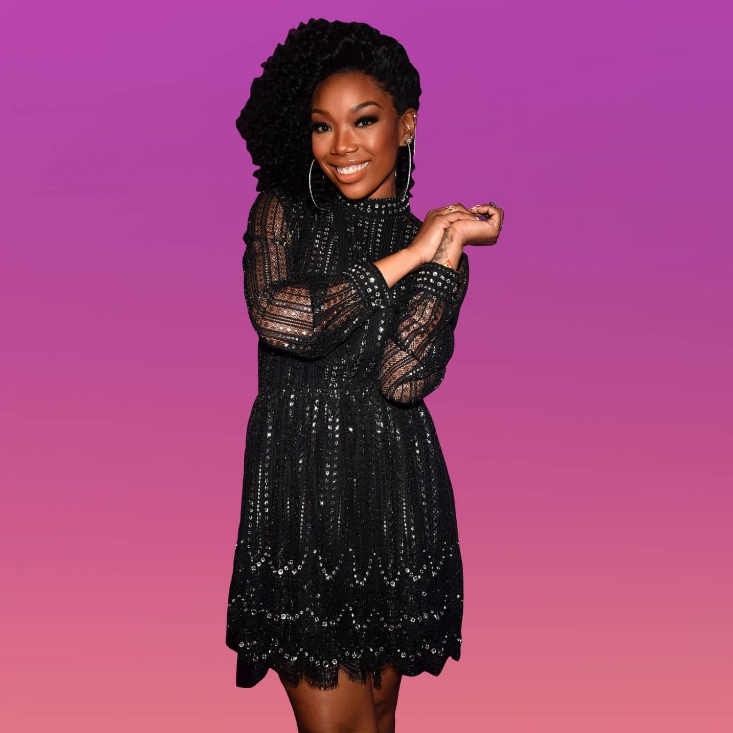 Beyond Her Wildest Dreams: Brandy On Learning Her True Self At 40