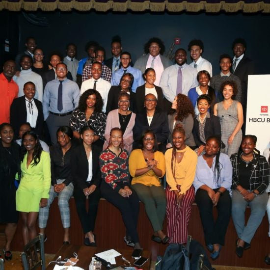 The Shawn Carter Foundation Bus Tour Introduces New York Tri-State Area Kids To HBCUs And A Sense Of Community